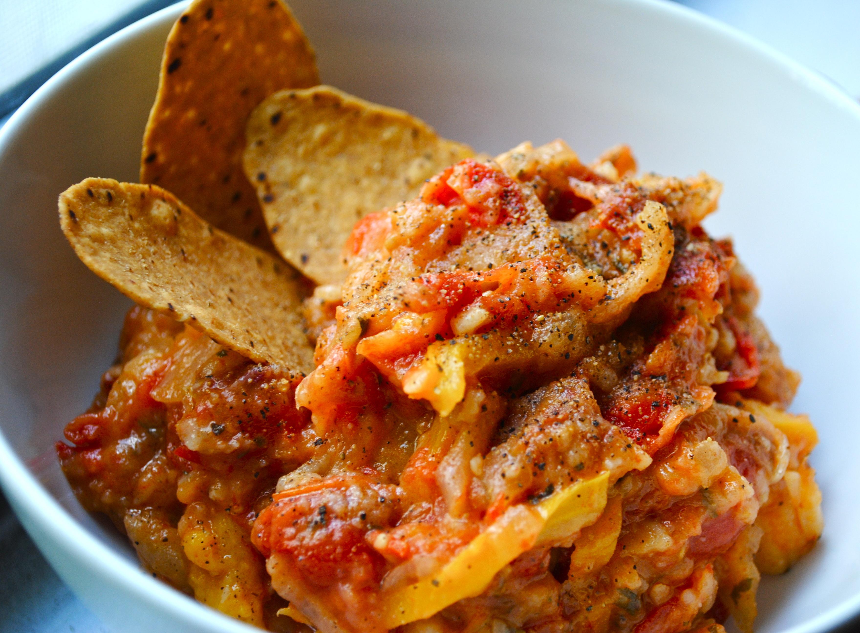 Low fat veggie dip recipe will
